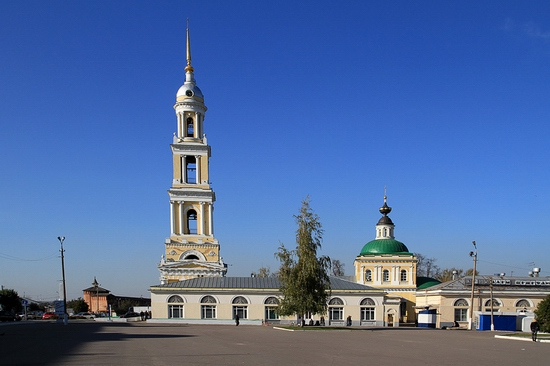 Kolomna city, Russia view 10