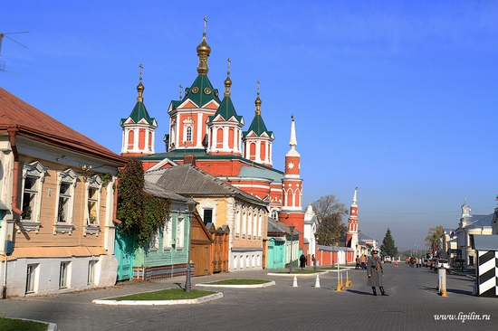 Kolomna city, Russia view 3