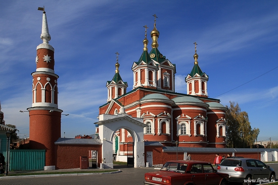Kolomna city, Russia view 5