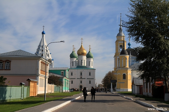 Kolomna city, Russia view 6