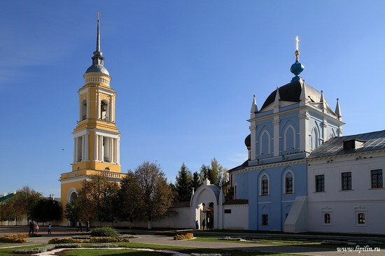 Kolomna city, Russia view 8