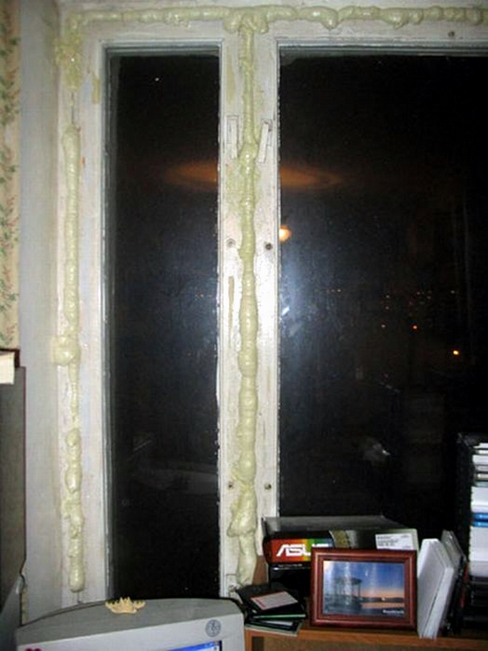 Russian dormitory scenery 12