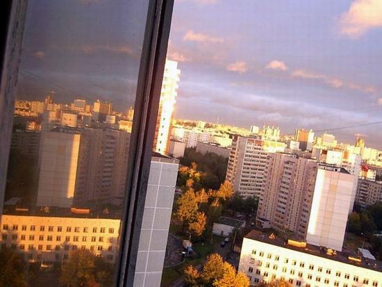 Russian dormitory scenery 14