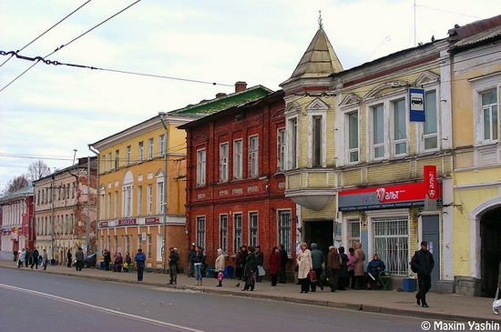 Rybinsk city, Russia view 10