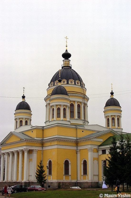 Rybinsk city, Russia view 3
