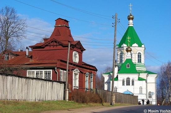 Rybinsk city, Russia view 4