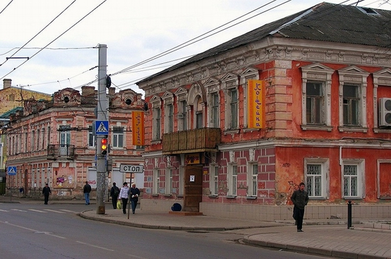 Rybinsk city, Russia view 6