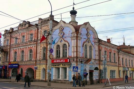 Rybinsk city, Russia view 9
