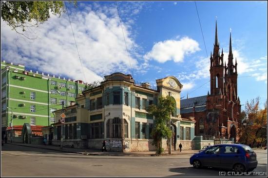 Samara, Russia picturesque streets view 1