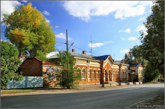 Samara, Russia picturesque streets view 10