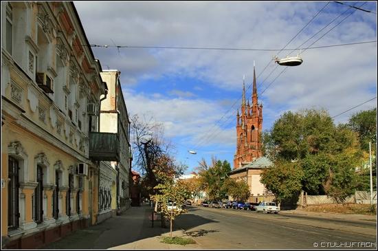 Samara, Russia picturesque streets view 5