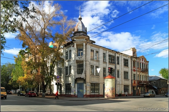 Samara, Russia picturesque streets view 6
