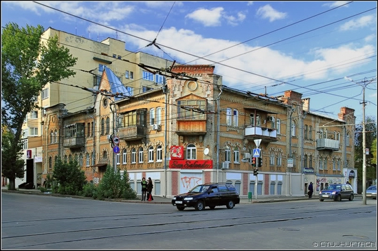 Samara, Russia picturesque streets view 7