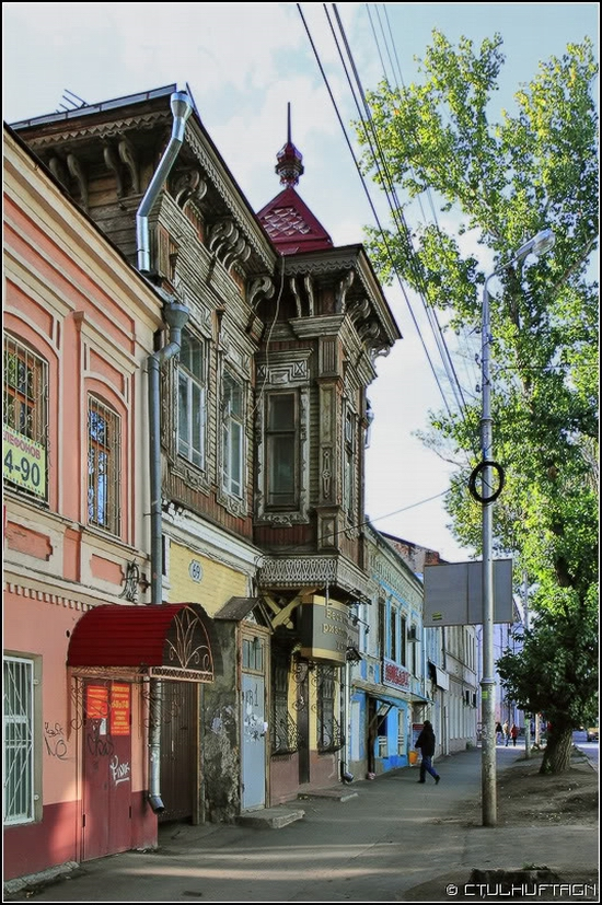 Samara, Russia picturesque streets view 8