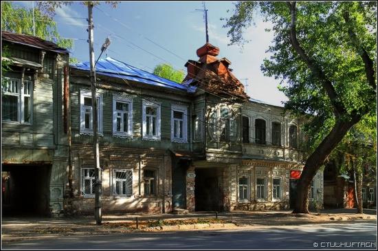 Samara, Russia picturesque streets view 9