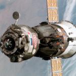 The spaceship named after Yuri Gagarin