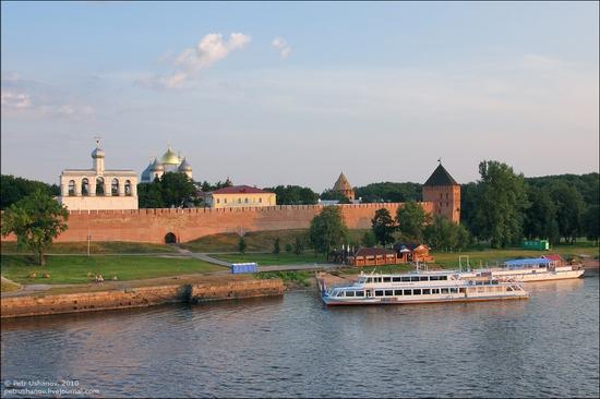 Velikiy Novgorod, Russia kremlin view 1