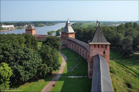 Velikiy Novgorod, Russia kremlin view 8