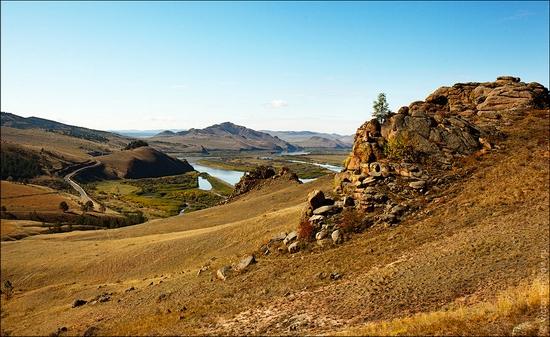 Buryatia Republic, Russia landscape 10