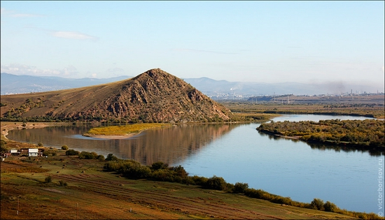 Buryatia Republic, Russia landscape 2