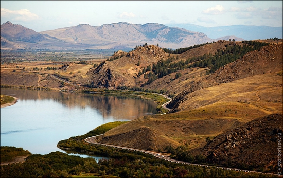 Buryatia Republic, Russia landscape 4