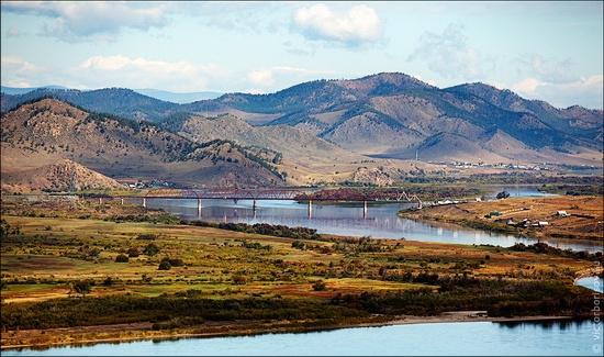 Buryatia Republic, Russia landscape 5