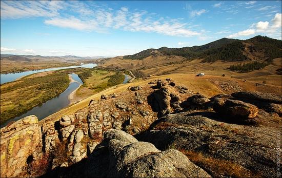 Buryatia Republic, Russia landscape 7