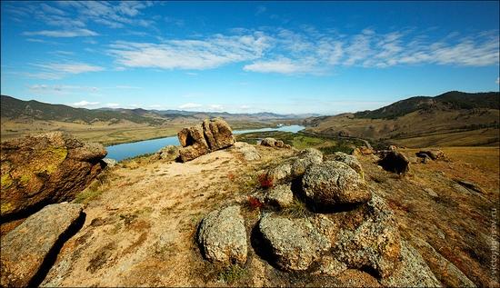 Buryatia Republic, Russia landscape 8