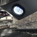 Subway station dedicated to Yuri Gagarin
