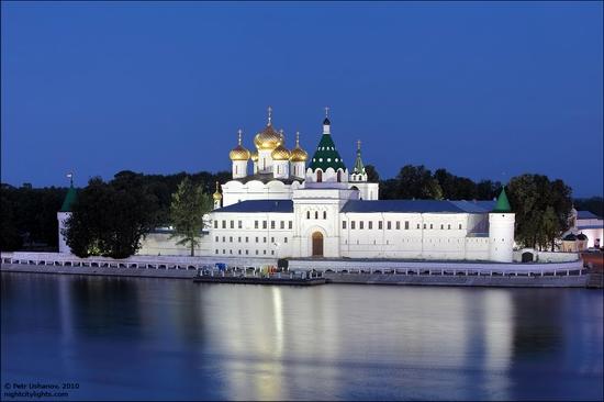 Ipatievsky monastery, Kostroma, Russia view 1