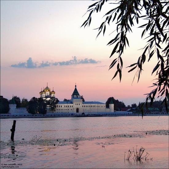 Ipatievsky monastery, Kostroma, Russia view 2