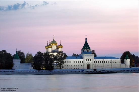 Ipatievsky monastery, Kostroma, Russia view 3