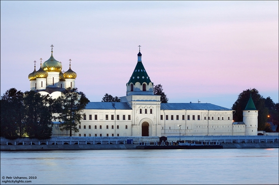 Ipatievsky monastery, Kostroma, Russia view 4
