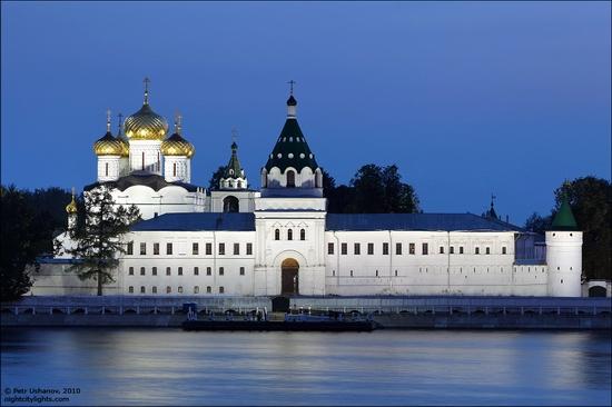 Ipatievsky monastery, Kostroma, Russia view 5