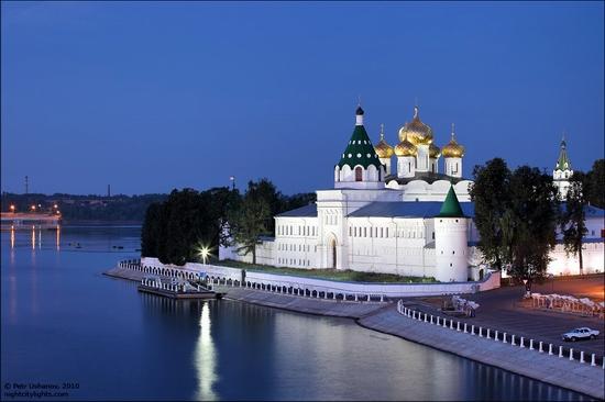 Ipatievsky monastery, Kostroma, Russia view 6