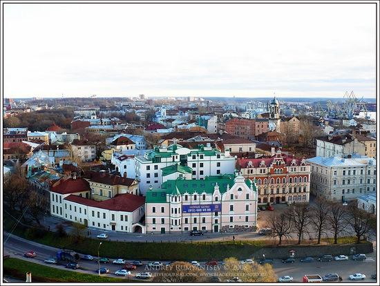 Vyborg city, Russia view 10
