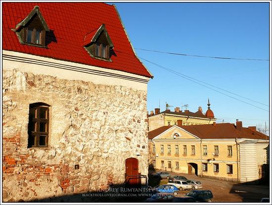 Vyborg city, Russia view 6