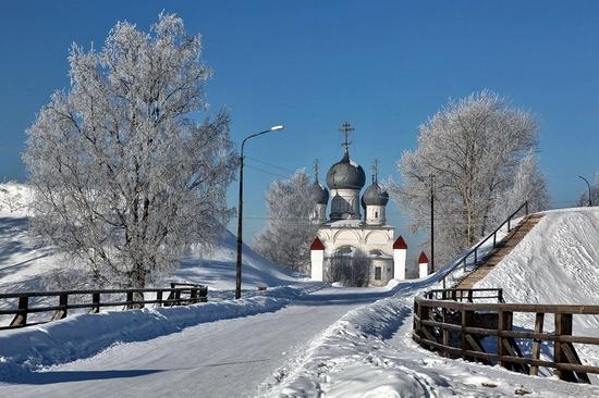 Belozersk, Vologda oblast, Russia view 1