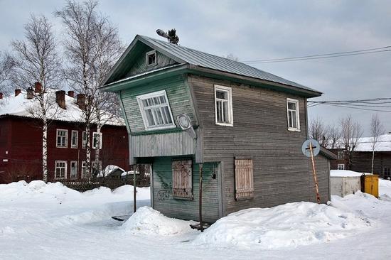 Belozersk, Vologda oblast, Russia view 10
