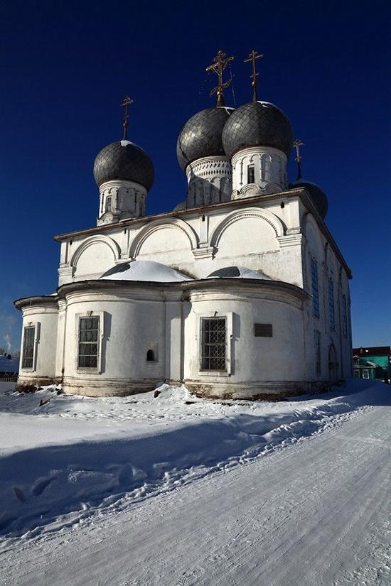 Belozersk, Vologda oblast, Russia view 2