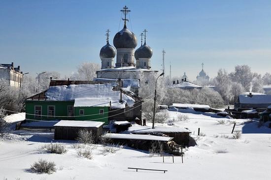 Belozersk, Vologda oblast, Russia view 3