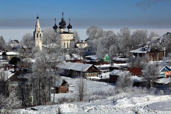 Belozersk, Vologda oblast, Russia view 5