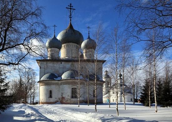 Belozersk, Vologda oblast, Russia view 7