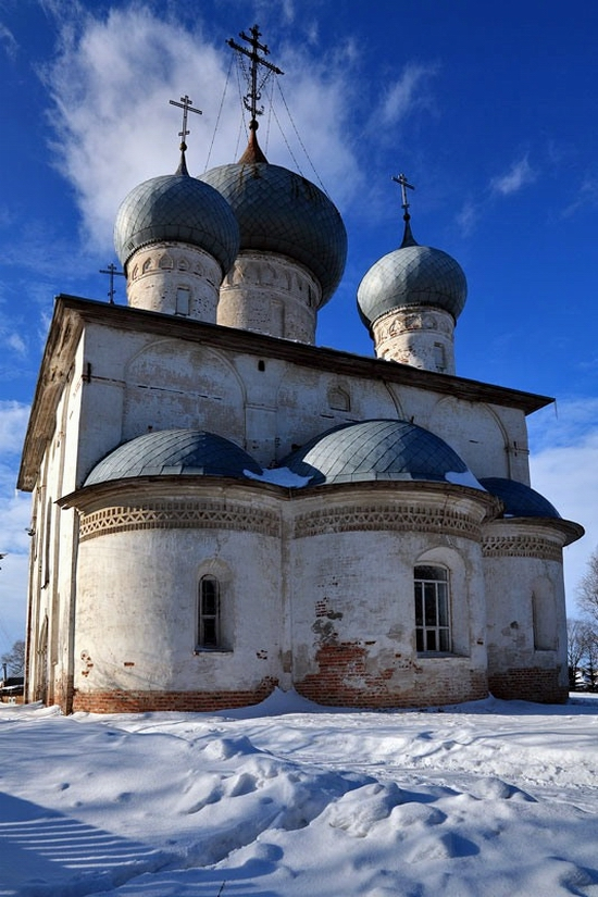 Belozersk, Vologda oblast, Russia view 8