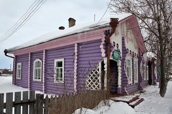 Belozersk, Vologda oblast, Russia view 9