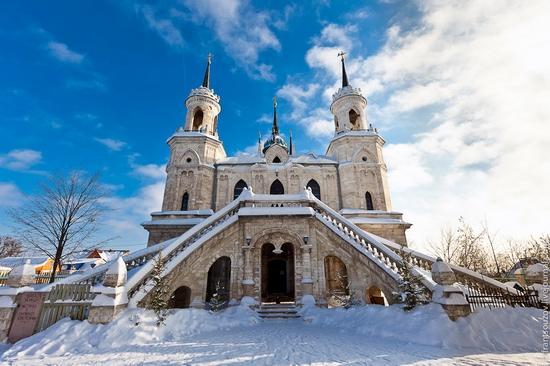 Bykovo estate, Russia view 1