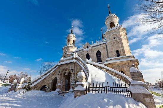 Bykovo estate, Russia view 2