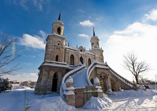 Bykovo estate, Russia view 6