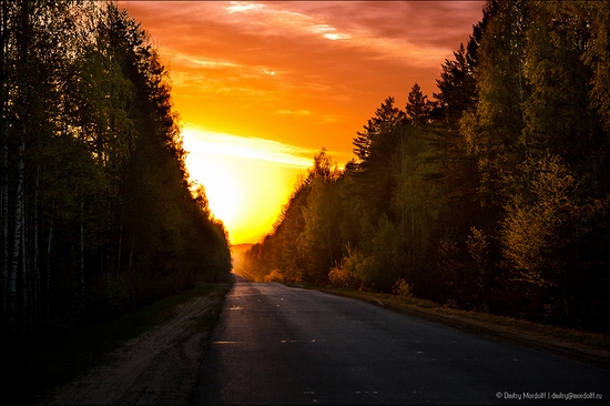 Mari El Republic, Russia scenery 1