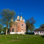 Pseudo-Gothic Church of Tver oblast